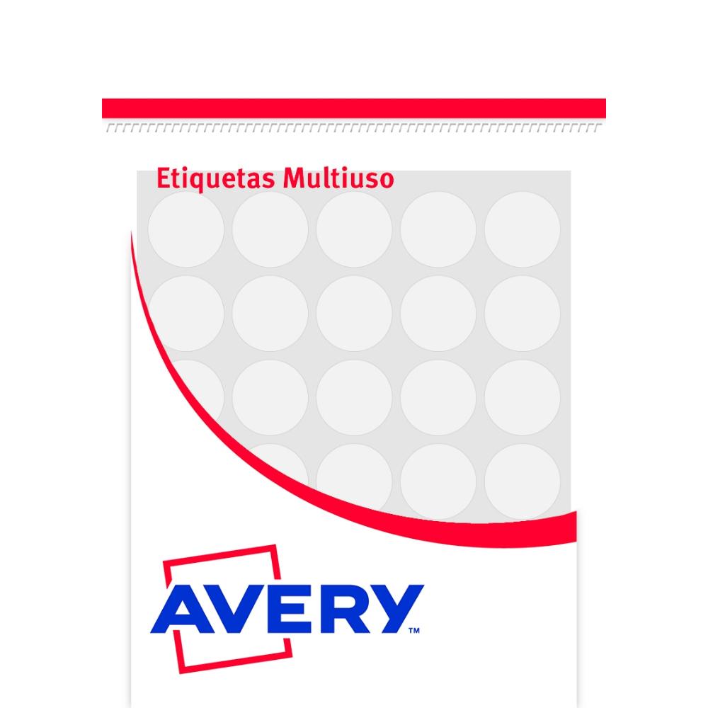 ETIQUETAS AVERY BLANCAS MULTIUSO MANUALES – Página 2510 – Avery
