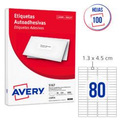 5167-Avery-Etiquetas-Autoadhesivas-inkjet-laser-correspondencia-y-envio-blancas